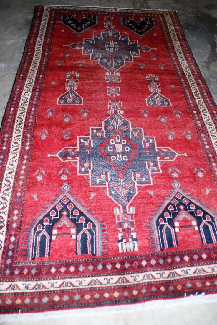 Afghan Tribal Nomad Rug 10x5