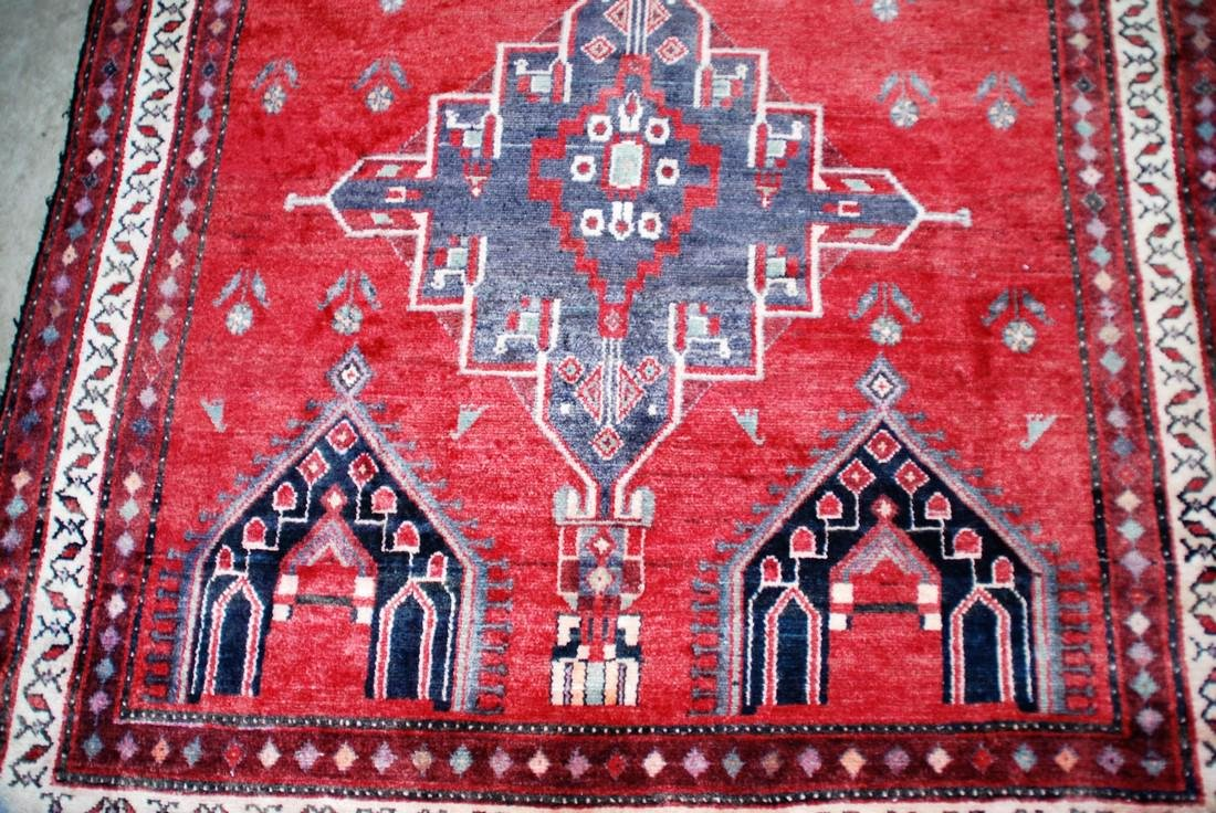Afghan Tribal Nomad Rug 10x5 - 2