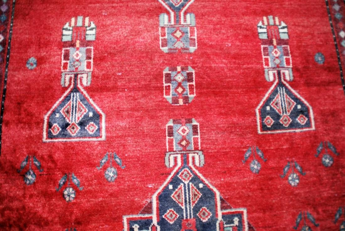 Afghan Tribal Nomad Rug 10x5 - 3