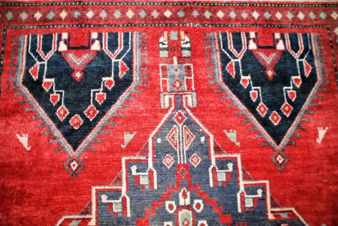 Afghan Tribal Nomad Rug 10x5 - 4