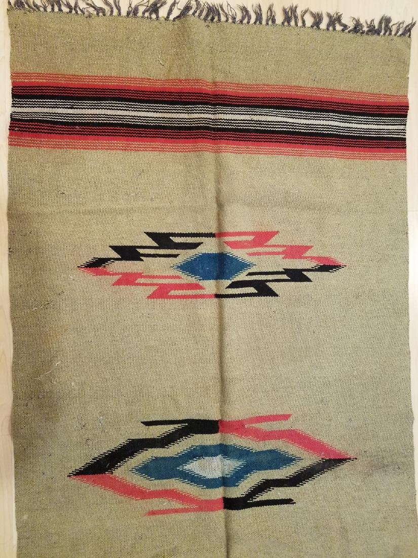 Navaho, early 20th century Rug 6x2.8 - 2