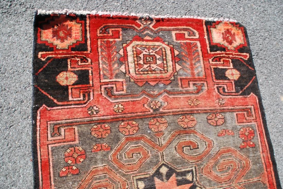 Antique Kazak Rug 5.6x3.3 - 2