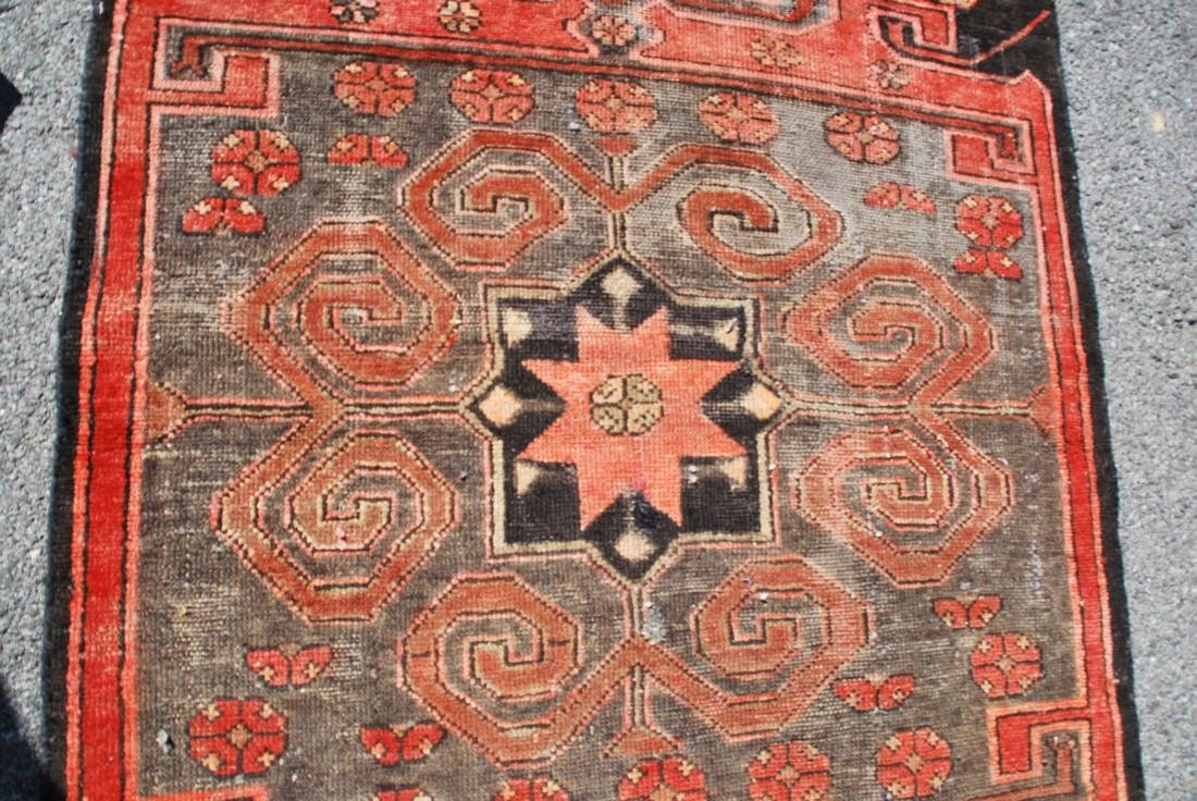 Antique Kazak Rug 5.6x3.3 - 3