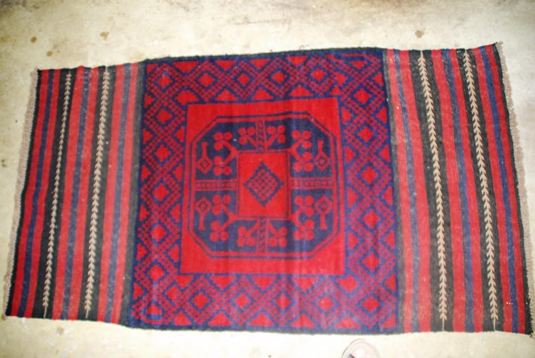 Kazak SumakTribal Rug 4.8x2.10