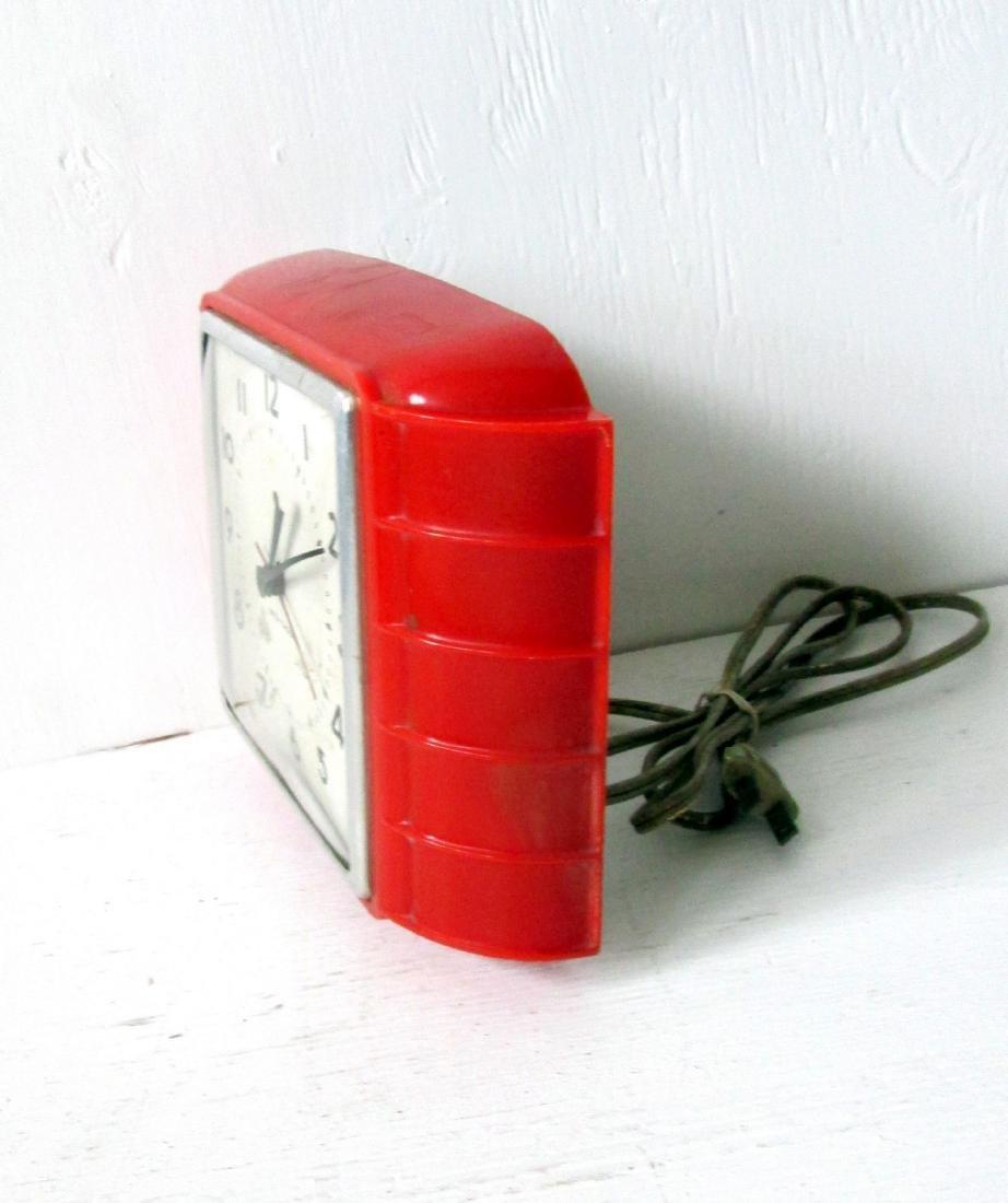Art Deco Wall Clock - 3
