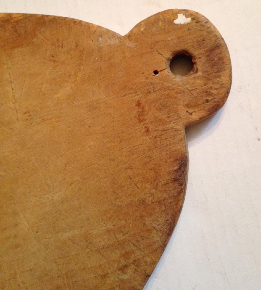 C1930 Pine Cutting Board from a Collection - 2