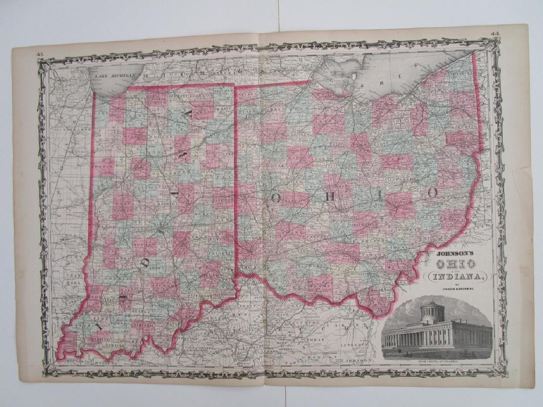 Johnson's Ohio (and Indiana)