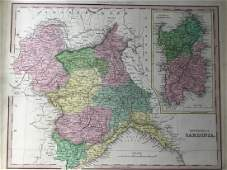 Italy Piedmont with Sardina by Tanner