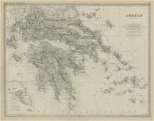 Greece Cyclades Saronic Sporades Ionian islands Aegean