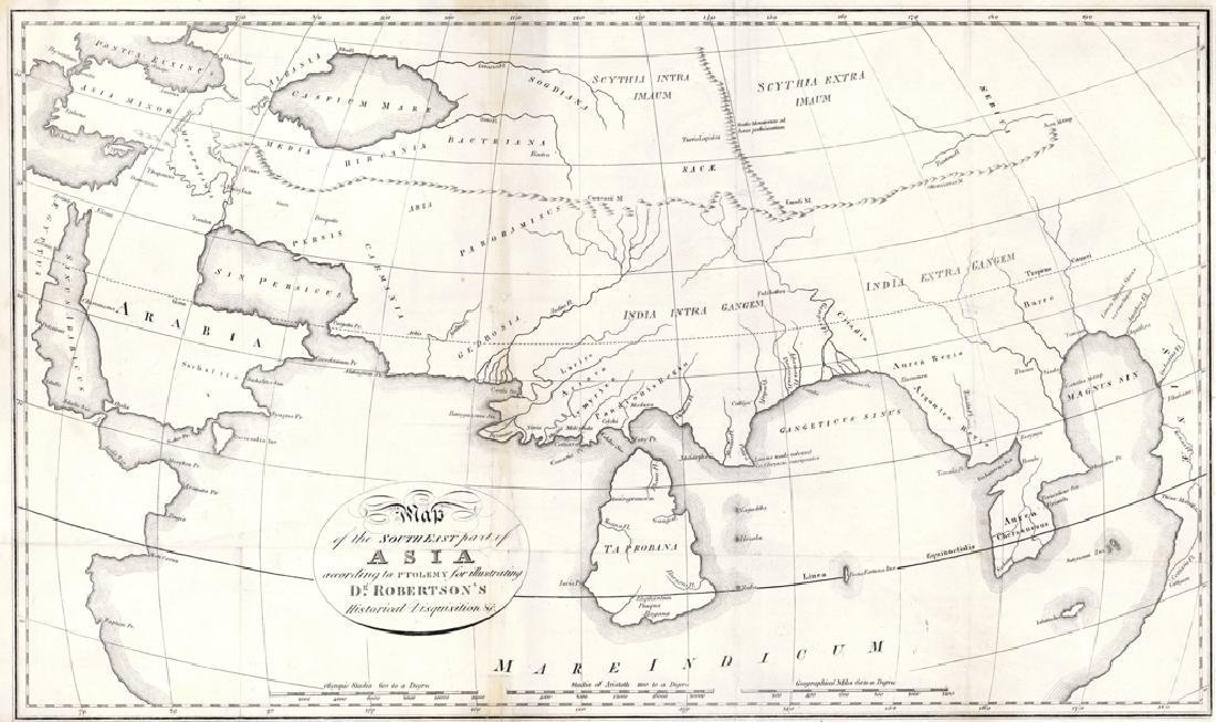 Map of the Southeast Part of Asia