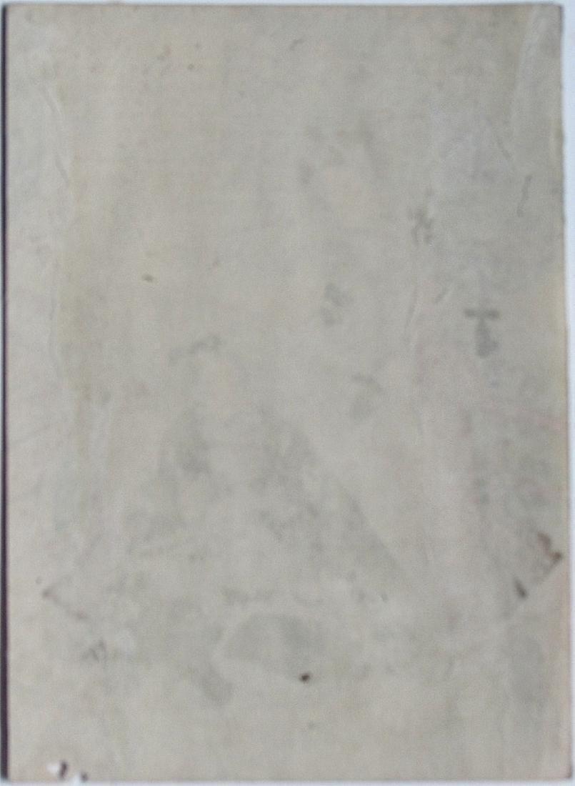 Utagawa Kunisada Woodblock Genji Ch 8, Chuban - 2