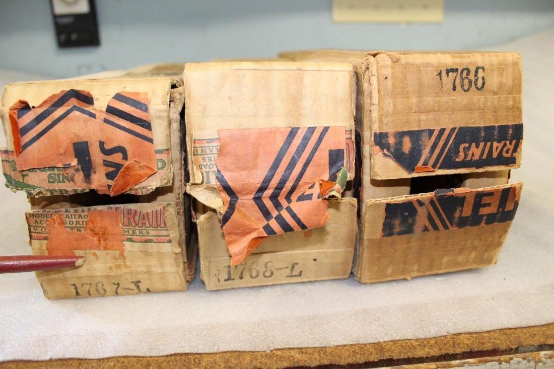 Lionel Prewar Standard Gauge 1766 1767 1768 Boxes for