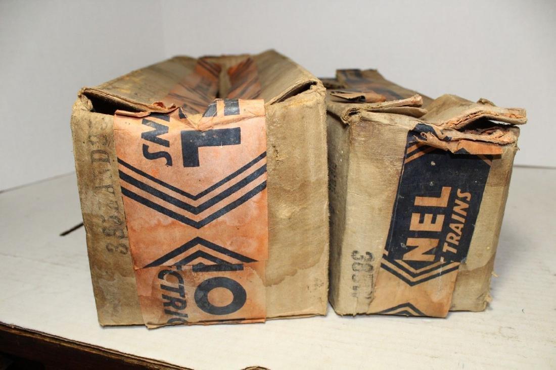 Lionel Prewar Standard Gauge 385E & 385W Boxes