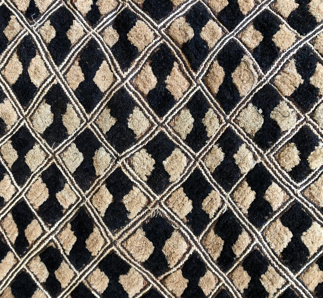 Lot of Two Shoowa Traditional Textiles in Fibers - 6