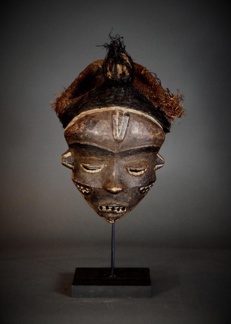 Mbangu Katundu Mbuya Pende Mask