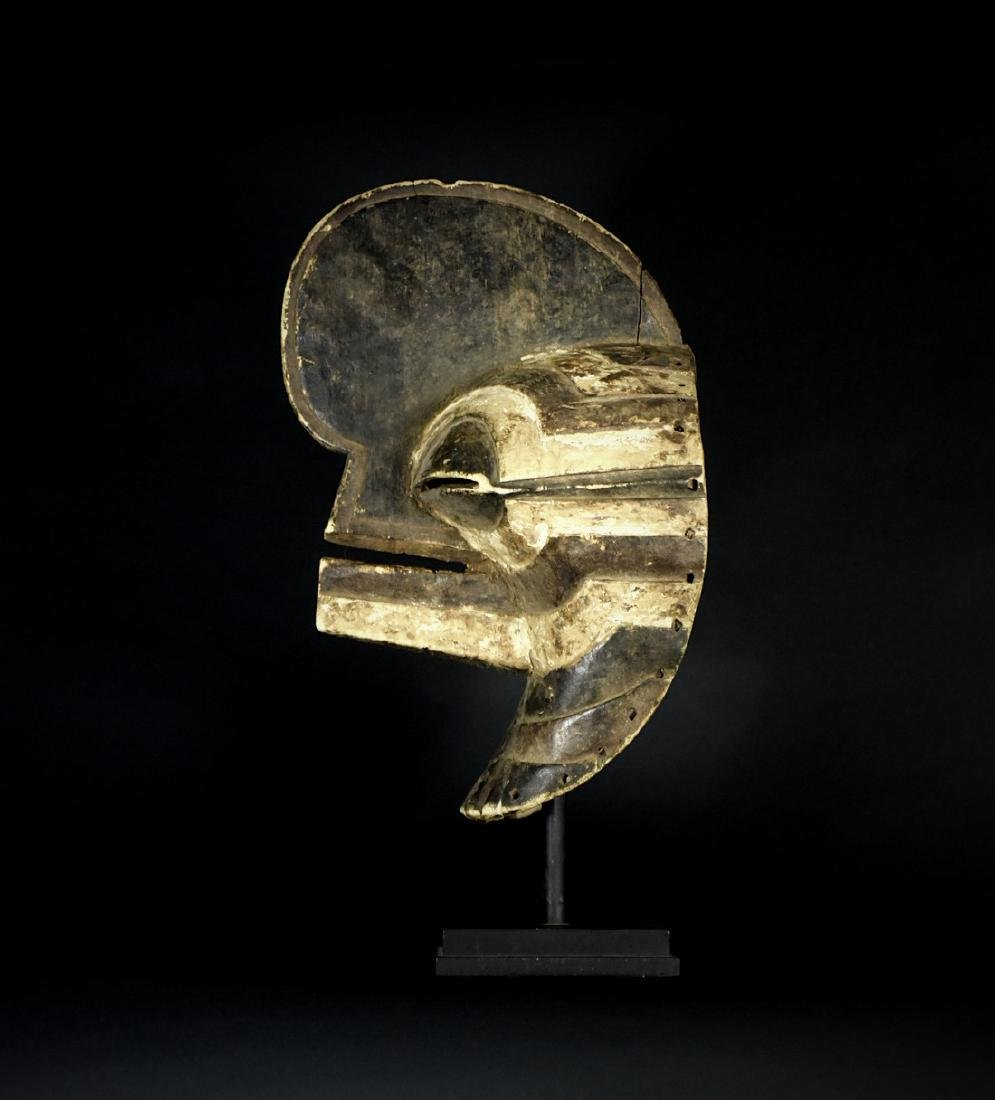 African Tribal Songye Kifwebe War Mask - 13