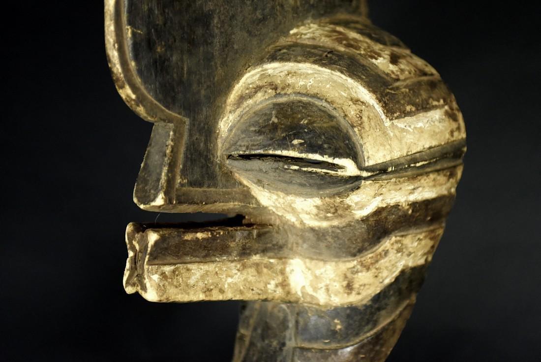 African Tribal Songye Kifwebe War Mask - 14