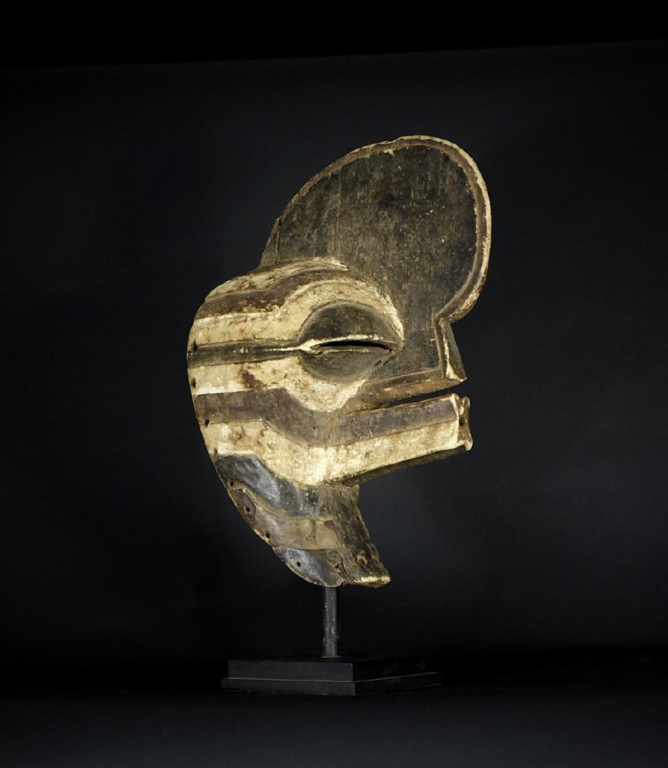 African Tribal Songye Kifwebe War Mask