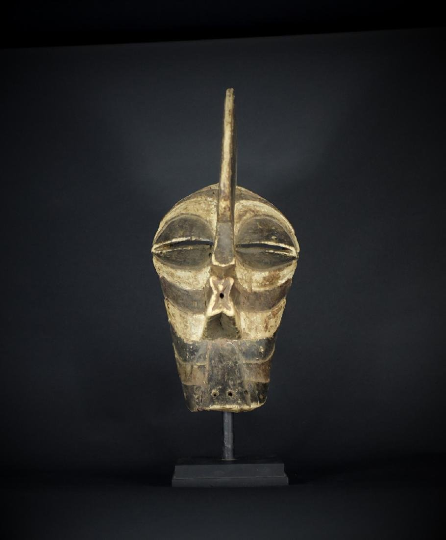 African Tribal Songye Kifwebe War Mask - 2