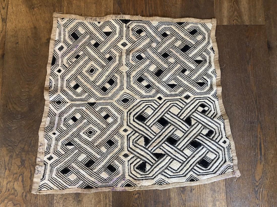 Traditional Shoowa Textile in Fibers