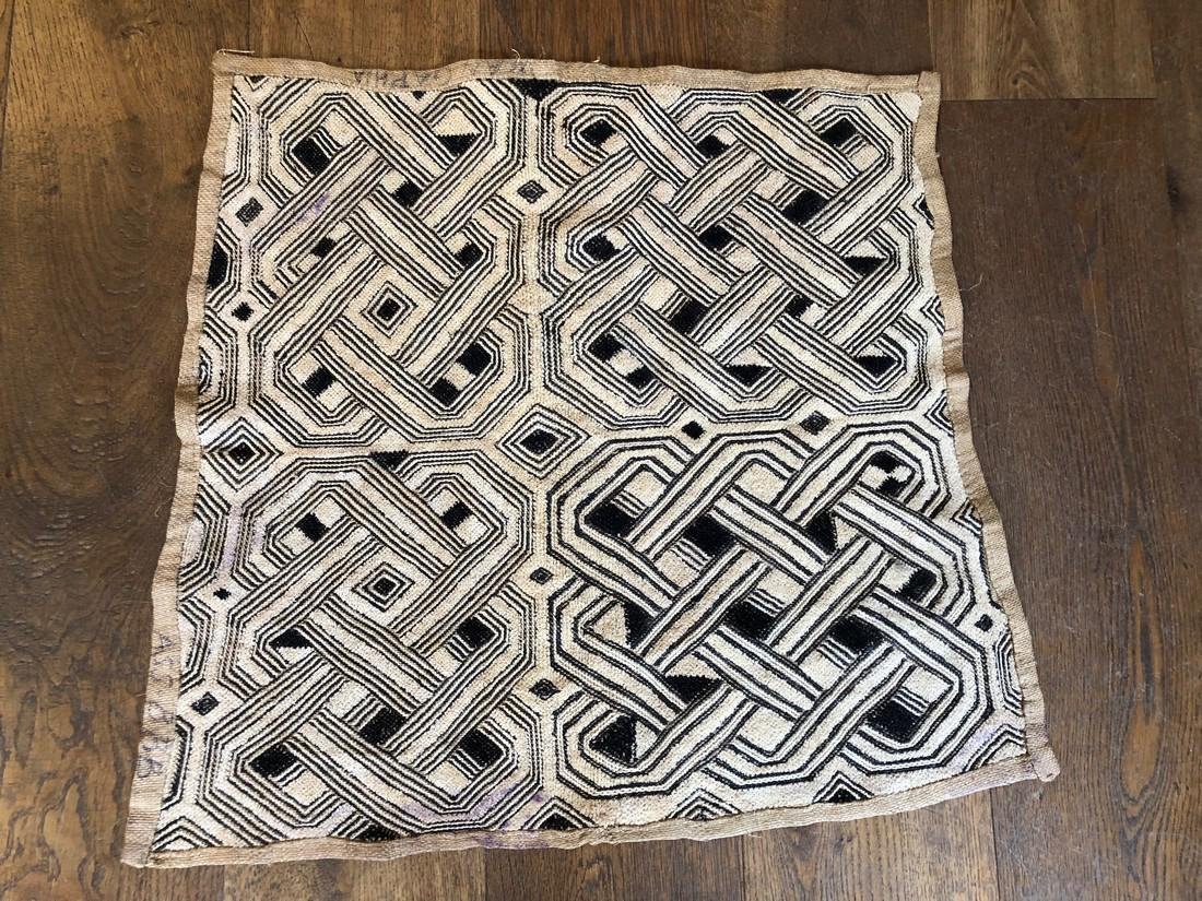 Traditional Shoowa Textile in Fibers - 3