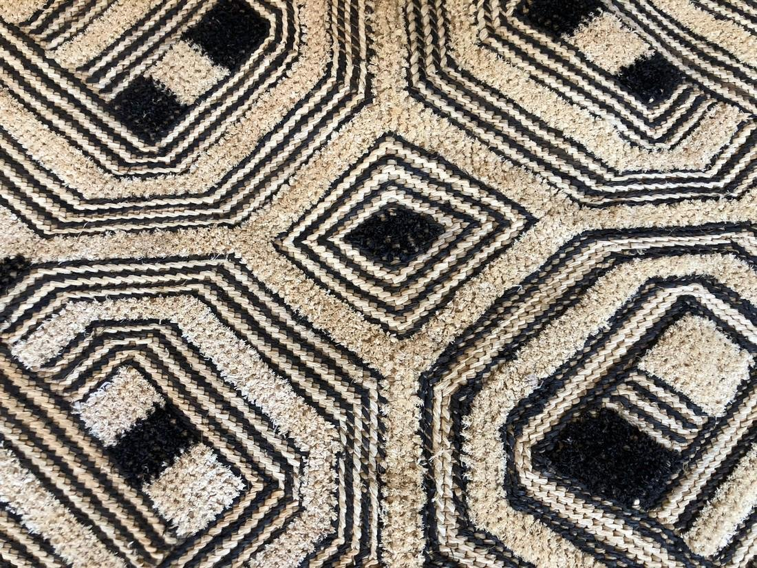 Traditional Shoowa Textile in Fibers - 6