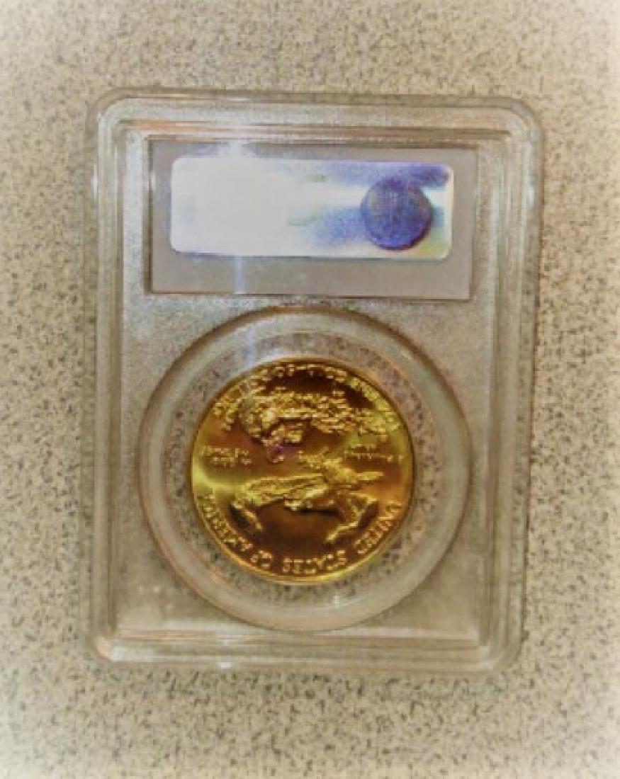 $50 Gold Eagle - 2