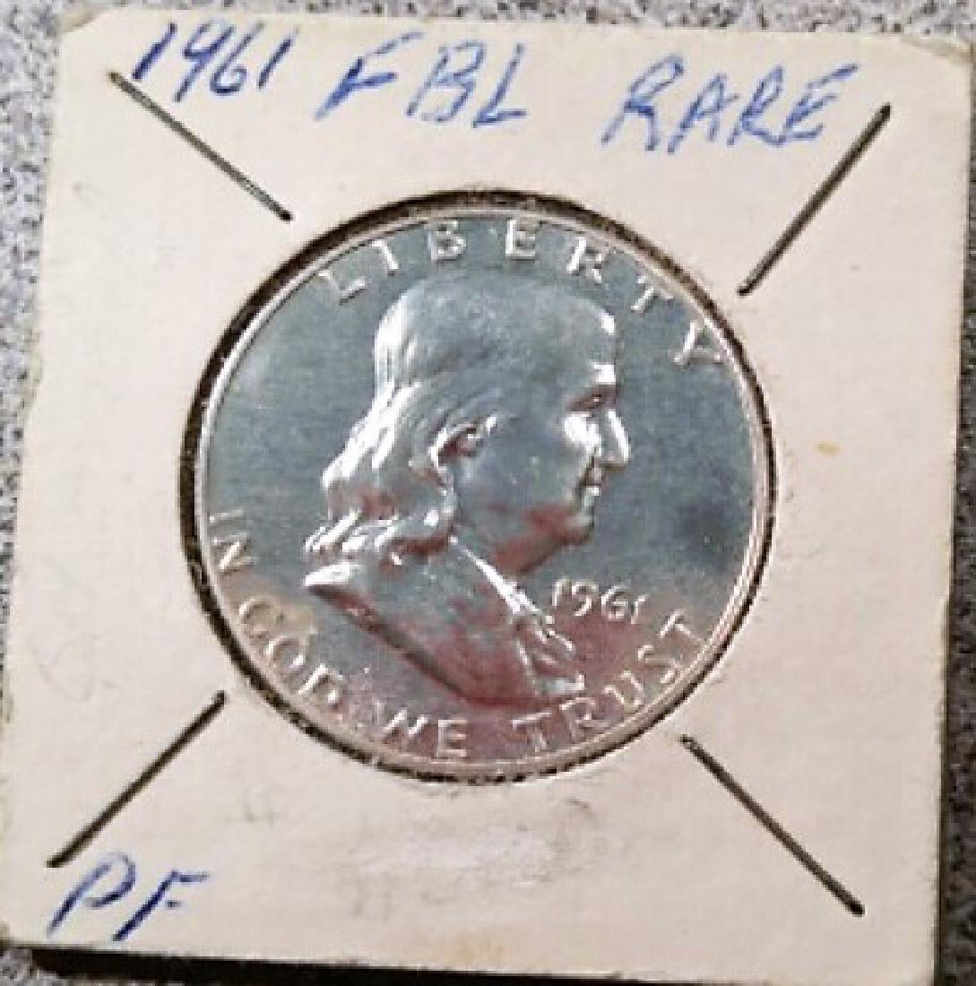 Franklin Half Dollar FBL