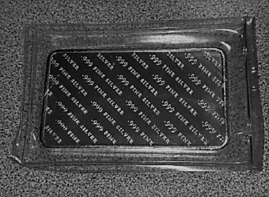 10 Ounce Silver Bar - 2