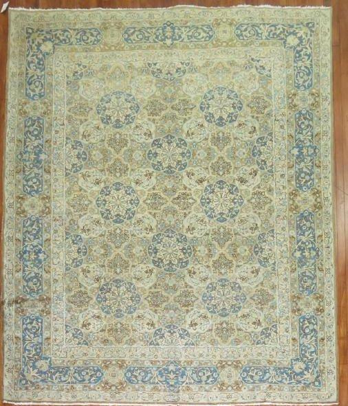 Antique Persian Oriental Rug, 8.5x11.6