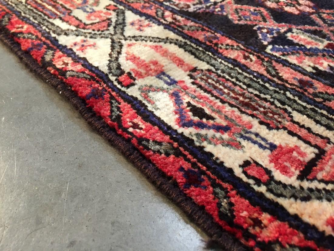 Gallery Persian Hamedan Runner Rug 3.4x10.2 - 5