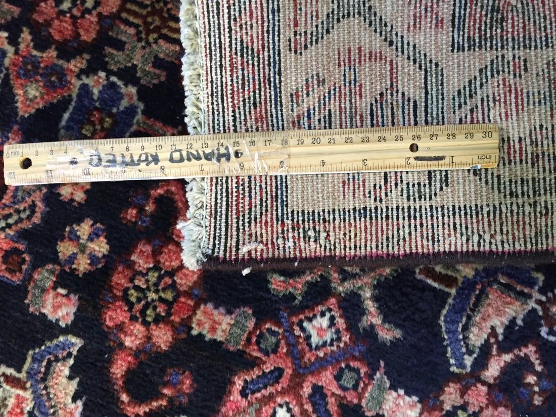 Gallery Persian Hamedan Runner Rug 3.4x10.2 - 6