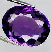 1170 Ct Purple Change to Pink Amethyst Oval