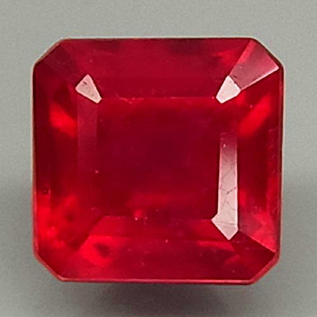 Loose Ruby of 2.50ct.