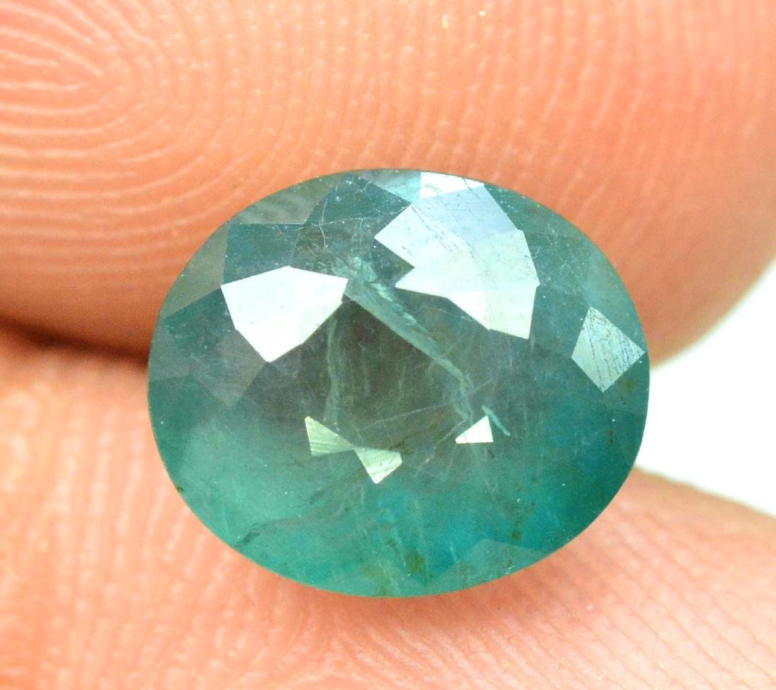 1.70 carats Grandidierite loose gemstone