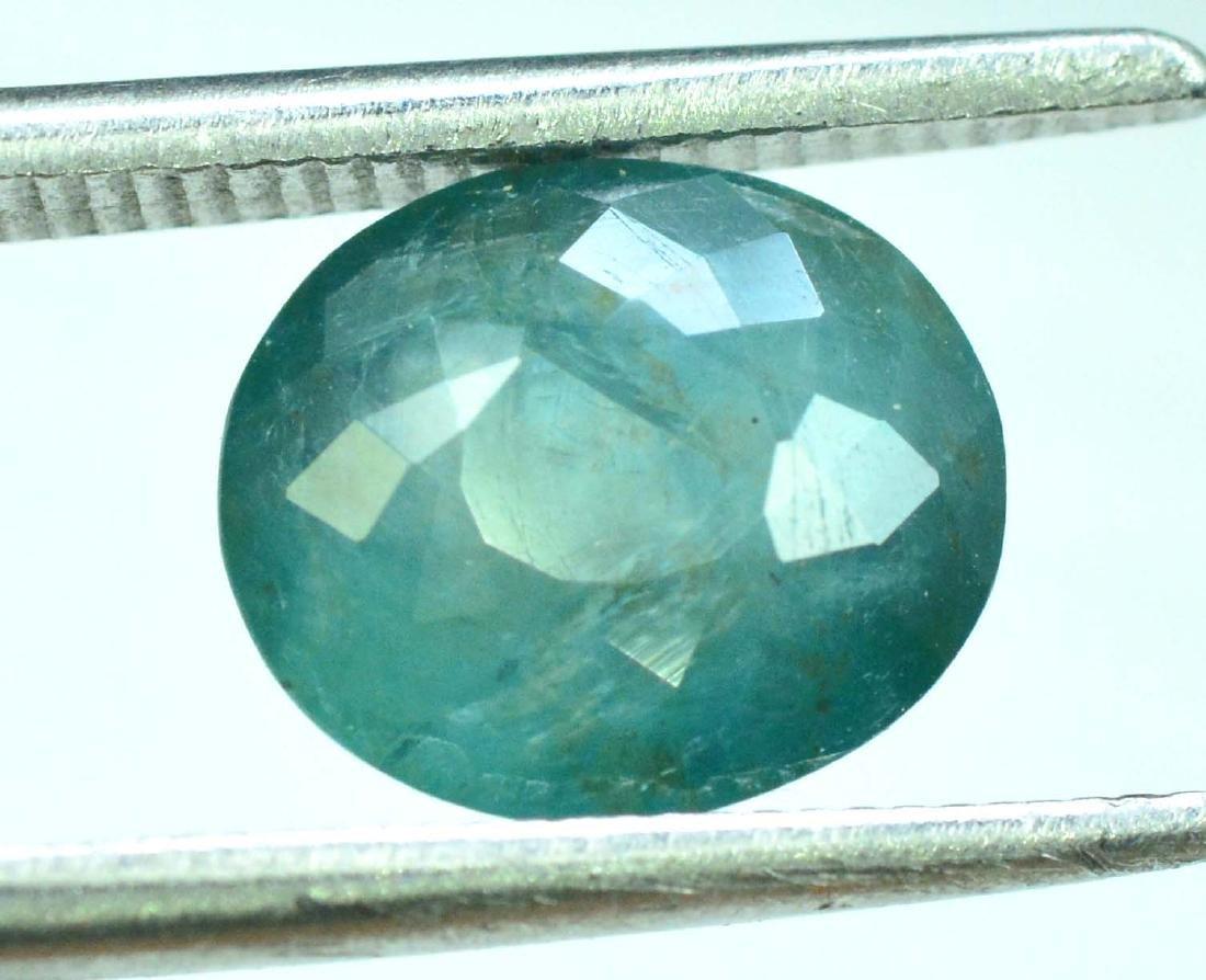 1.70 carats Grandidierite loose gemstone - 2