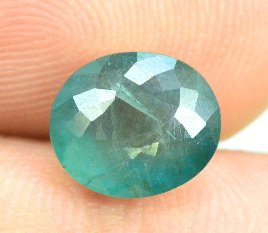1.70 carats Grandidierite loose gemstone - 3