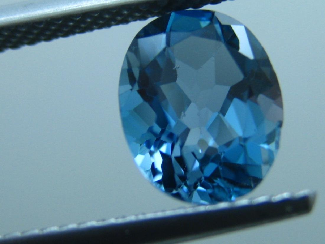 London Blue Topaz of 2.05ct. - 2