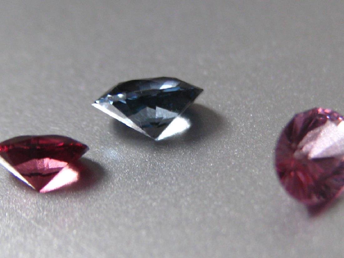 Lot Natural Spinel 3pc. - 5