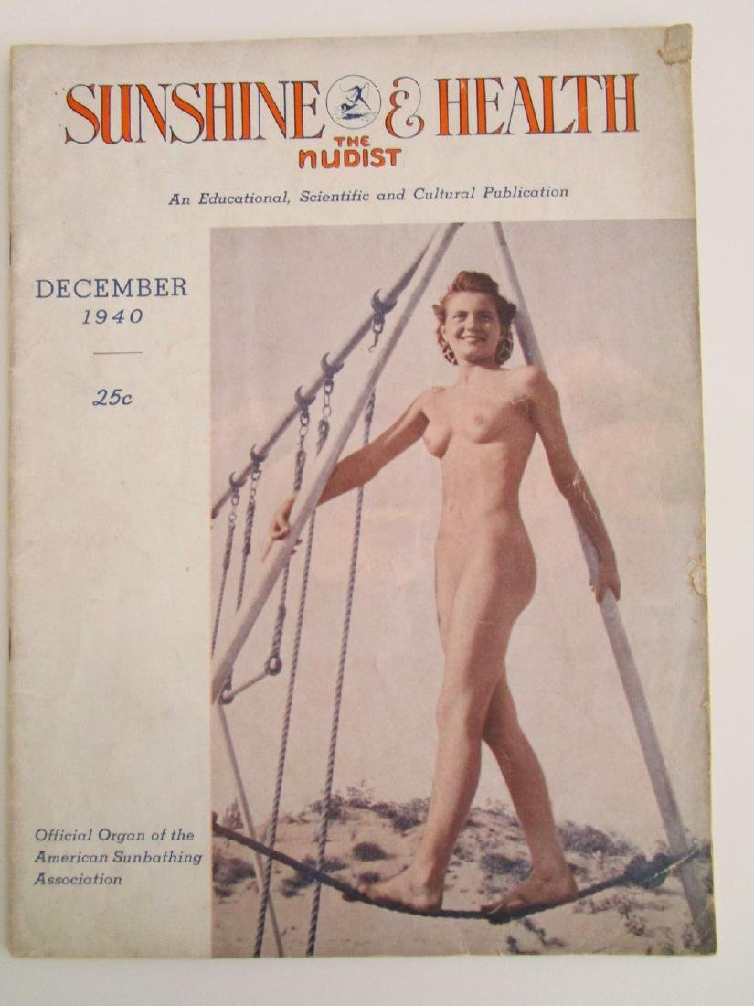 Monthly Periodical Dec. 1940