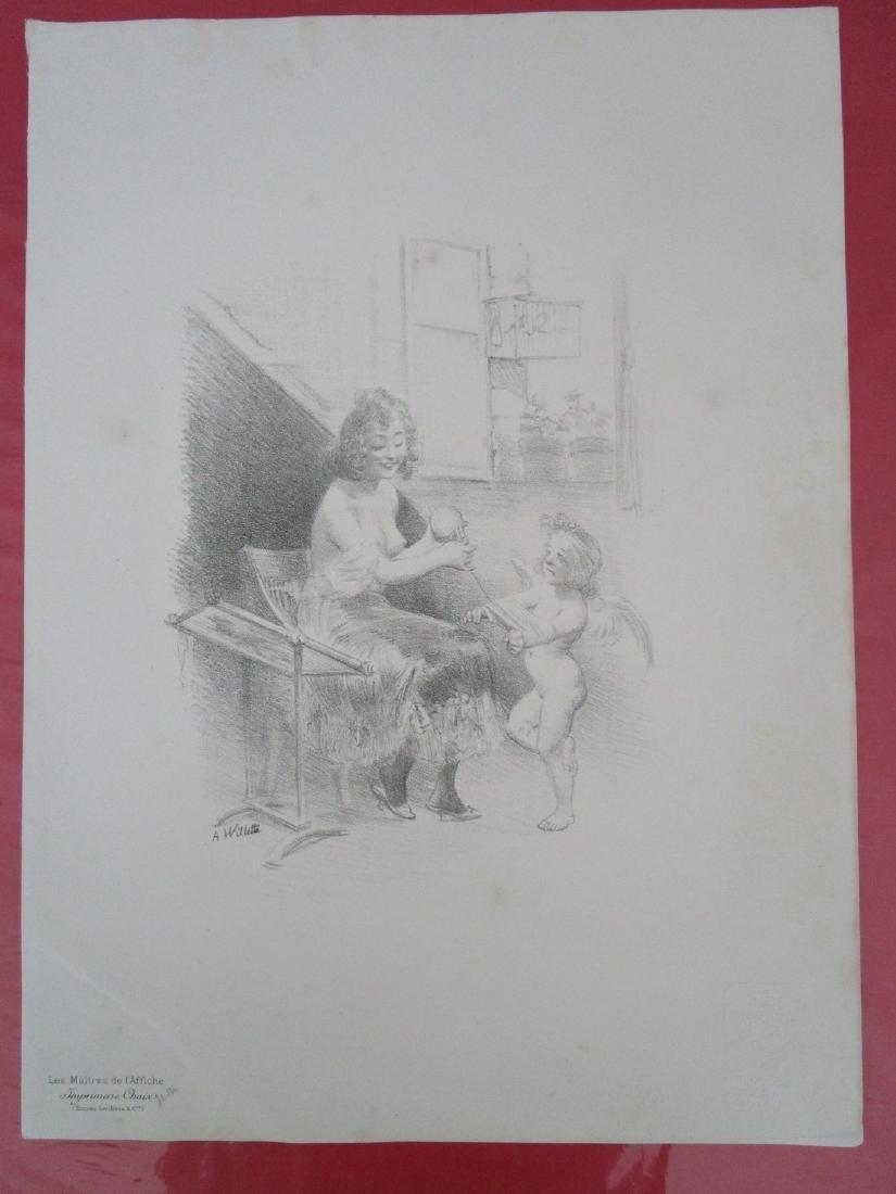 Les Maitres de L'affiche 1896