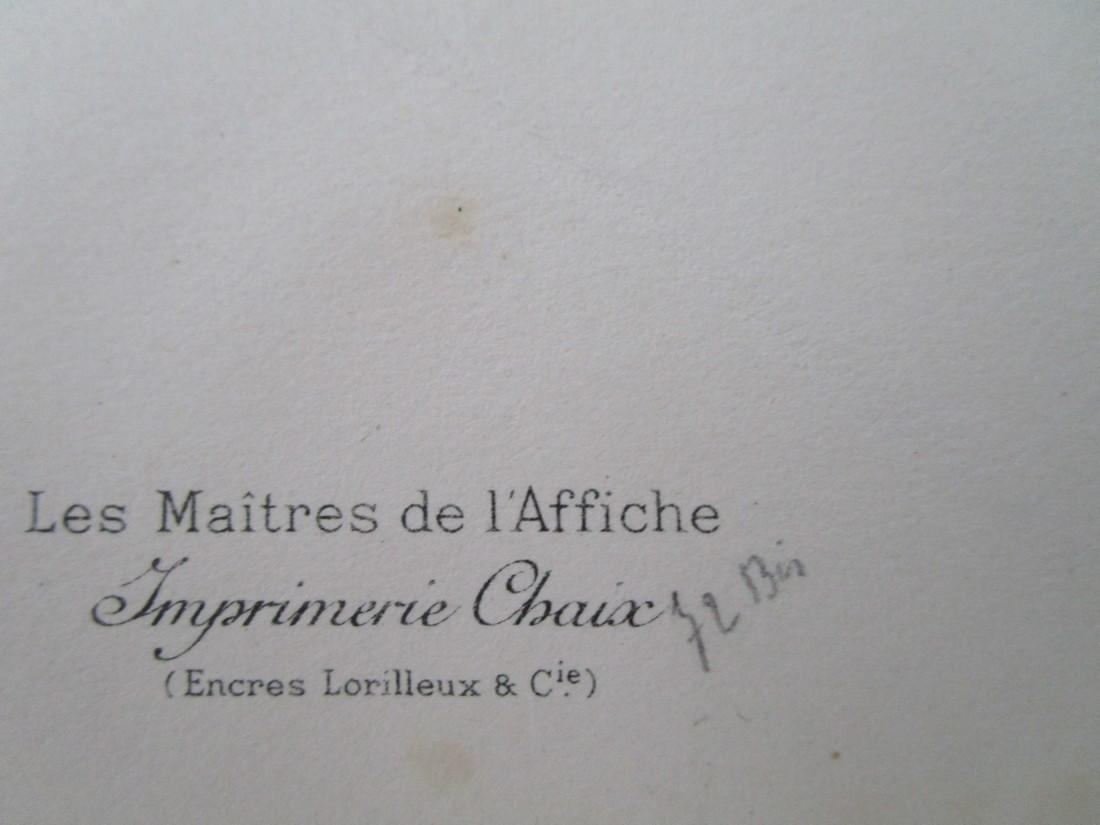 Les Maitres de L'affiche 1896 - 3