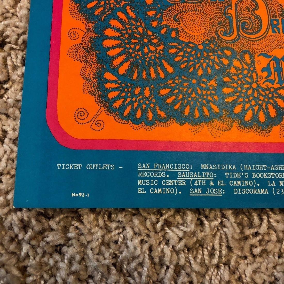 1967 Big Brother Janis Joplin Family Dog Avalon - 2