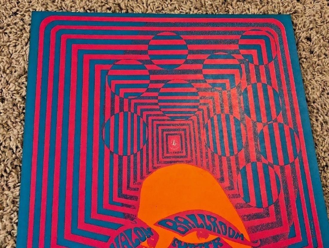1967 Big Brother Janis Joplin Family Dog Avalon - 4