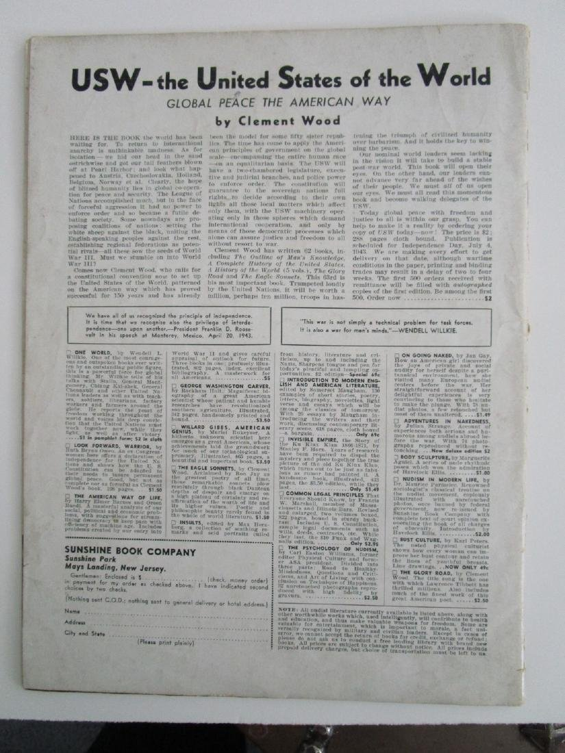 Monthly Periodical July 1943 - 5