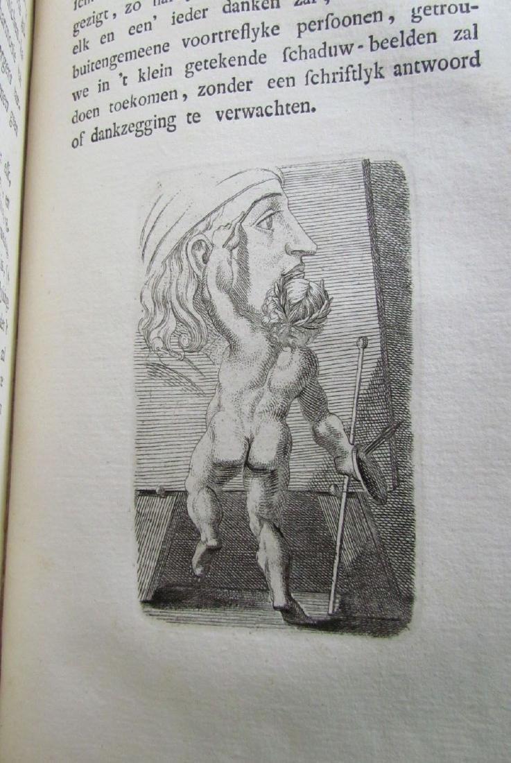 1780s 4 Volumes Antique Books on Physiognomy - 12