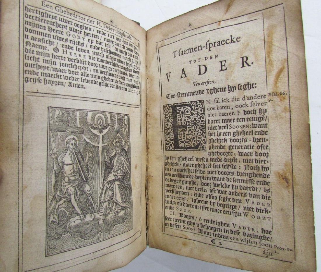 1629 Antique Illustrated Dutch Book 200 Albrecht Durer - 10