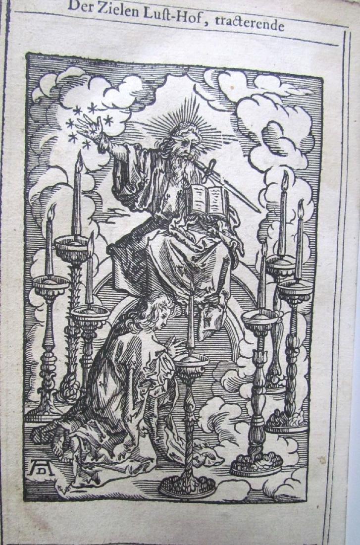 1629 Antique Illustrated Dutch Book 200 Albrecht Durer - 2