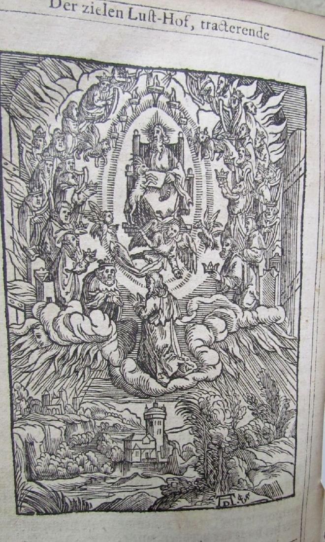 1629 Antique Illustrated Dutch Book 200 Albrecht Durer - 3