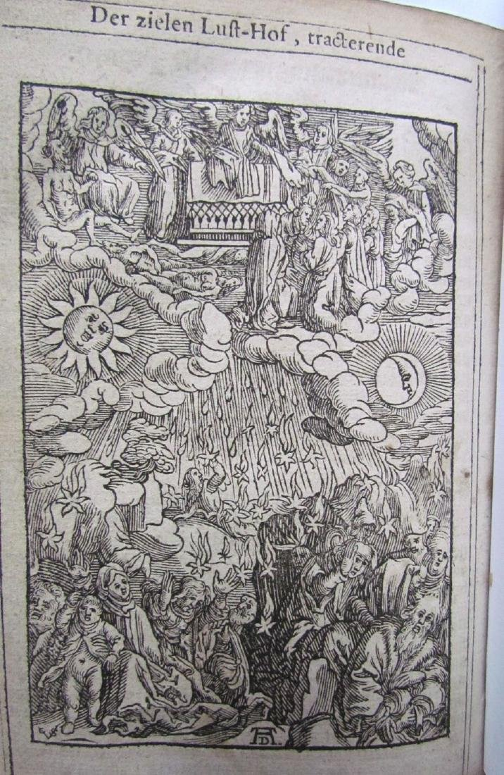 1629 Antique Illustrated Dutch Book 200 Albrecht Durer - 5